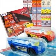 Carrinhos Relâmpago Mcqueen Mattel + Jogo Da Memória Carros Disney