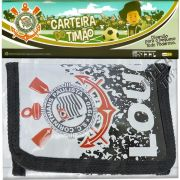Carteira Infantil Timão Corinthians