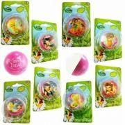Coleção 8 Bolinhas Pula Pula Tinker Bell Sininho Disney