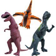 Dinossauros Tiranossauro Rex Dilofossauro Pterossauro Animais Jurássicos