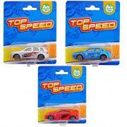 Coleção com 3 Carrinhos Top Speed Ark Toys