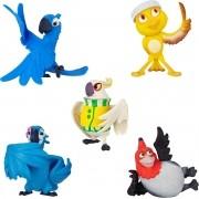 Coleção com 5 Miniaturas Rio 2 - Sunny