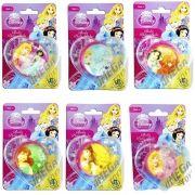 Coleção Com 6 Bolinhas Pula Pula Princesas Disney