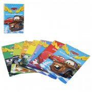 Coleção com 8 Mini Revistinhas com Histórias Carros Disney - DCL