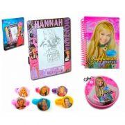 Coleção Hannah Montana Miley Cyrus Disney Original Disney