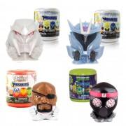 Coleção Mashems Transformers Vingadores E Tartarugas Ninja