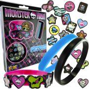Coleção Monte seus Braceletes Monster High - Fun
