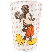 Copo Infantil de Plástico Mickey Disney 320ml
