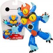 Figura de Ação Articulado Fred Big Hero 6 Boneco com Acessório