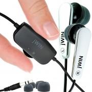 Fone de Ouvido com Controle de Volume Importado Jwin