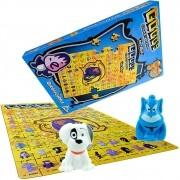 Gênio E Dálmata Disney Gogos + Quebra-cabeça + 4 Adesivos