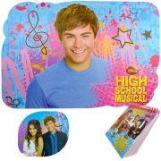 Jogo Americano E Bloco De Notas High School Musical Disney