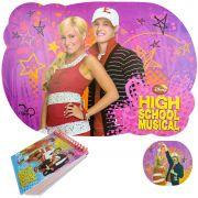 Jogo Americano mais Bloco De Notas High School Musical Disney