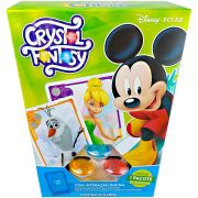 Jogo Crystal Fantasy Terra dos Cristais Mágicos Mickey