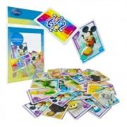 Jogo Da Memória Com 20 Cartas Crystal Fantasy Disney