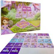 Jogo da Memória Princesinha Sofia 26 Cartas Disney Junior