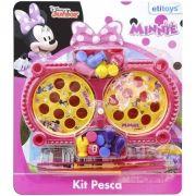 Jogo da Pescaria Infantil Minnie Disney