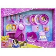 Jogo de Cozinha com Mini Pia e 12 Acessórios Princesas Disney - Toyng