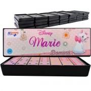 Jogo de Dominó Colorido Marie Disney
