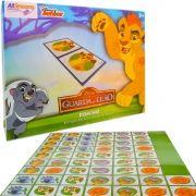 Jogo Dominó A Guarda do Leão Brinquedo Educativo 28 Peças