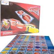 Jogo Dominó Carros Brinquedo Educativo 28 Peças