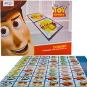 Jogo Dominó Toy Story Brinquedo Educativo 28 Peças em Oferta