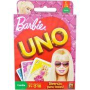 Jogo Uno Barbie - Mattel
