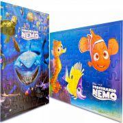 Kit 2 Quebra Cabeças Procurando Nemo Disney Coleção Especial
