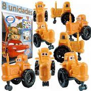 Kit Festa Infantil Trator Carros Disney 40 Itens