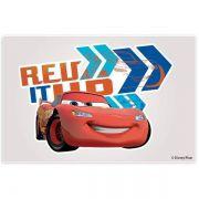 Kit Carros 10 Cartelas Adesivos de Parede Carros Disney