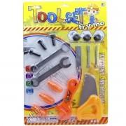 Kit com Ferramentas Infantil Tool Set