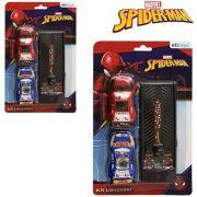 Kit Homem Aranha com 2 Carrinhos e Lançador Marvel
