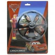 Lança Disco Carros Disney - Toyng