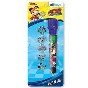 Lanterna Infantil Projetora De Imagens Mickey Disney