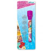 Lanterna Infantil Projetora De Imagens Princesas Disney