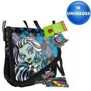 Lembrancinha 10 Bolsa Monster High Frankie Stein Sestini Mattel