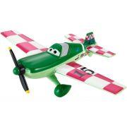 Mini Avião Jan Kowalski Aviões Disney - Mattel