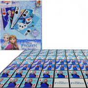 Mini Baralho Jogo de Cartas Frozen Disney Brinquedo Educativo