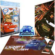 Doc Hudson Personagem Carros Disney  + Quebra Cabeça + Posters +Adesivo
