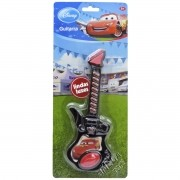 Mini Guitarra Musical com Luz Carros Disney