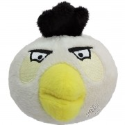 Mini Pelúcia White Bird Angry Birds