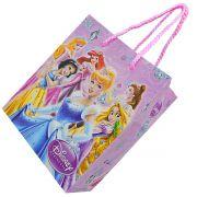 12 Sacolas Princesas Lembrancinha Aniversário 14 X 11,5cm