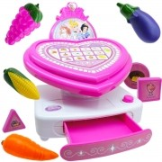 Mini Smart Registradora Princesas Disney - Yellow