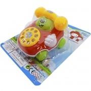 Mini Telefone de Brinquedo Cartoon Phone