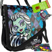 Monster High Bolsinha Frankie Stein Sestini mais Porta Moeda