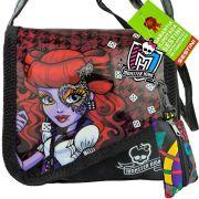 Monster High Bolsinha Operetta Sestini mais Porta Moeda