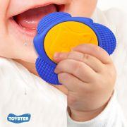 Brinquedo De Vinil Mordedor Para Bebê De 3 Meses Gatinho