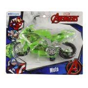 Moto a Fricção Hulk Vingadores Marvel