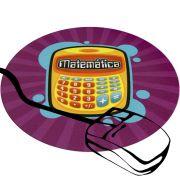 Mouse Pad Profissão Matemática Emborrachado