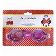 Óculos de Natação Infantil Minnie Disney - Gedex